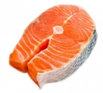 Лосось, стейк (сёмга) из тушки 5-6 кг (замороженный)